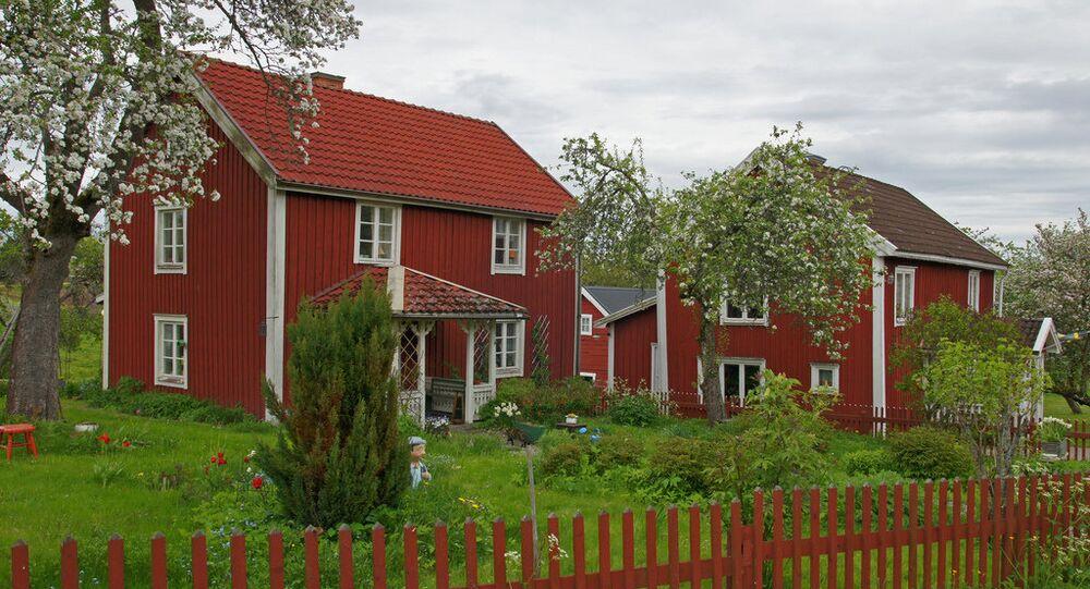 Swedish houses