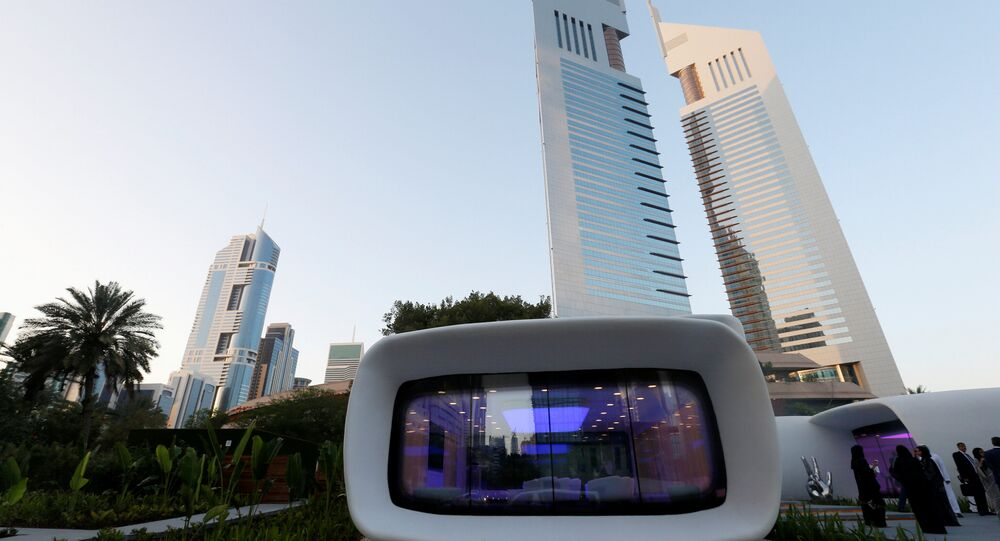 World's First Functional 3D Printed Offices in Dubai