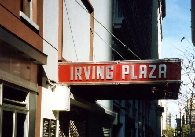 NYC Irving Plaza