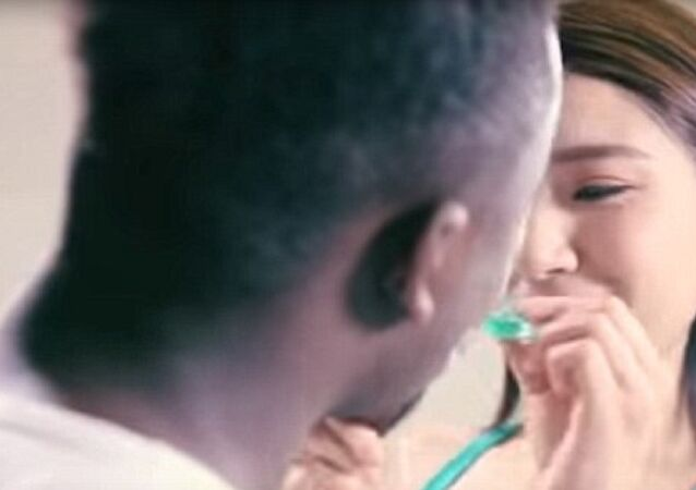 Chinese Detergent Creates the Most Racist Ad Ever
