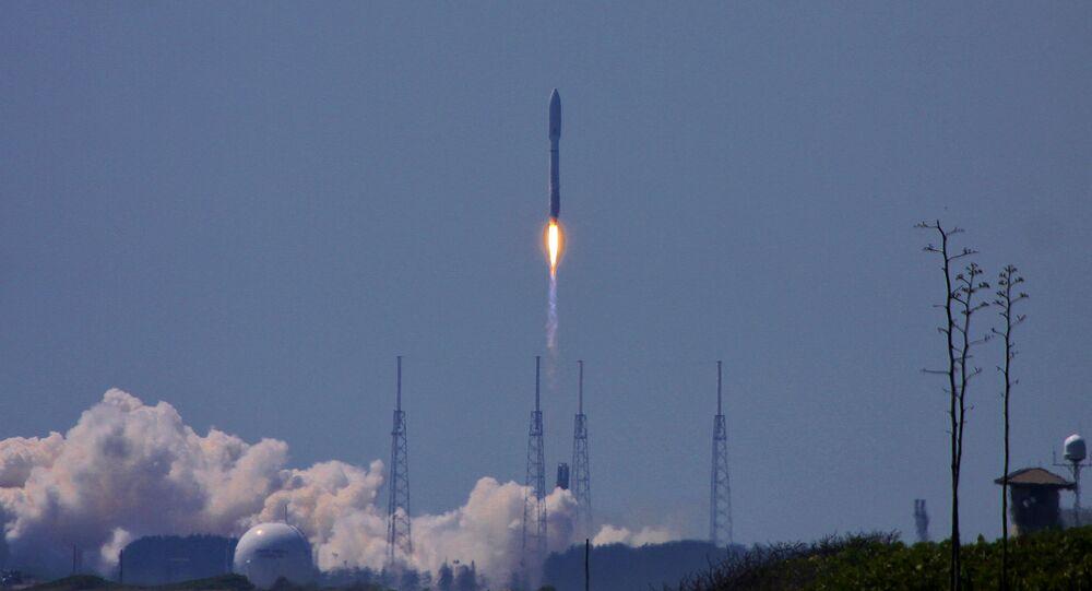 X-37B Launch