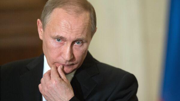 President Vladimir Putin visits Greece - Sputnik International