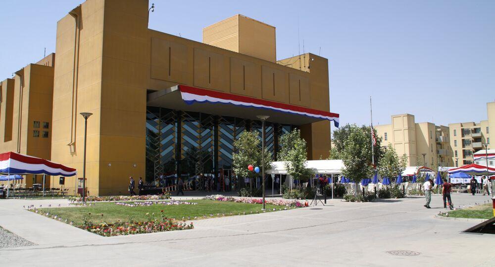 US Embassy in Kabul