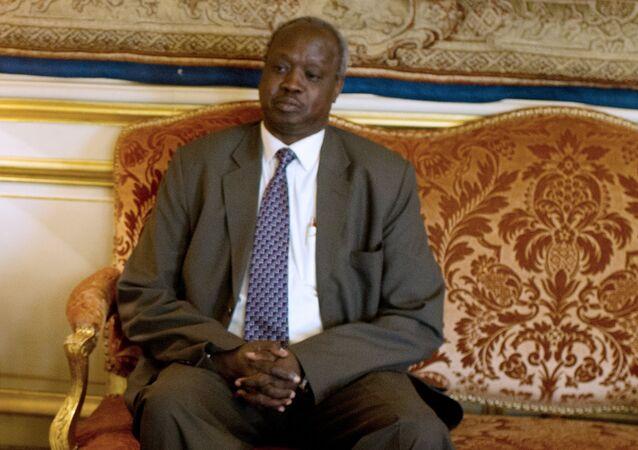 South Sudanese Senior Presidential Adviser and Special Envoy, Nhial Deng Nhial. (File)