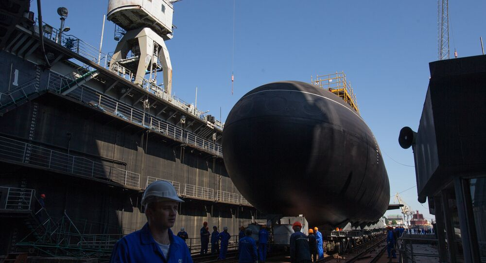 The Varshavyanka-class submarine (Project 636.3)