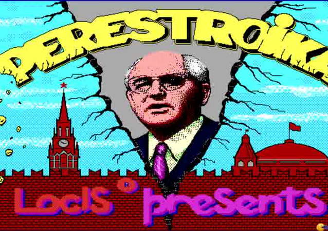 Perestroika - Toppler gameplay
