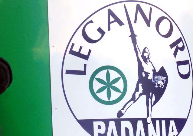 Lega Nord party logo