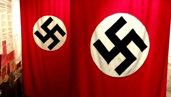 Swastika flag - Sputnik International
