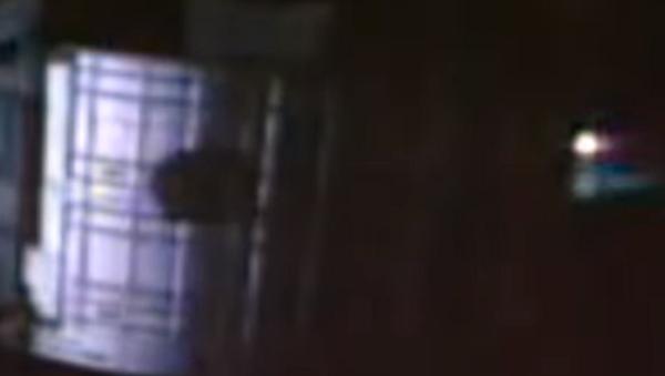 Incredible Space Station Video: 'Fireball-Like UFO Streaking Through Space' - Sputnik International