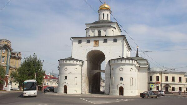 Golden gate, Vladimir - Sputnik International