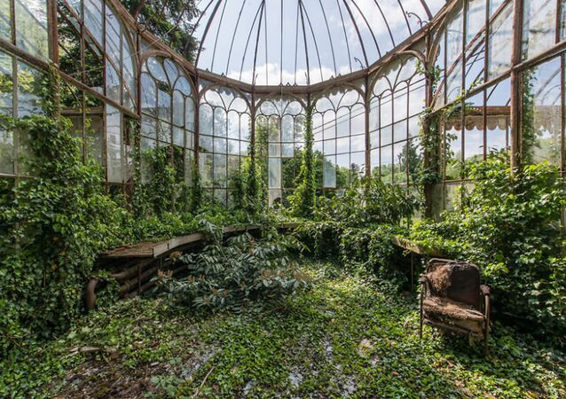 Beauty in the Breakdown: the Aesthetics of Decay and Chaos