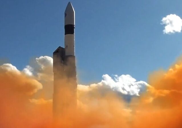 Russia Launches Rokot Carrier Rocket With Satellite for Defense Ministry