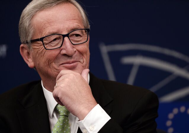 President of the European Commission Jean-Claude Juncker
