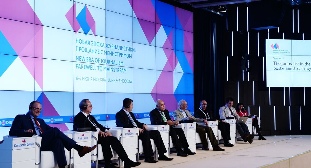 'The New Era of Journalism: Farewell to Mainstream' Int'l Media Forum
