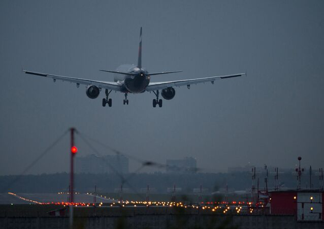 Airbus A320 lands in Sheremetyevo International Airport. (File)