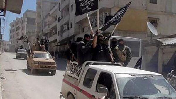 Al-Nusra Front fighters. (File) - Sputnik International