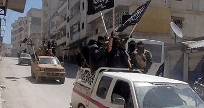 Al-Nusra Front fighters. (File)