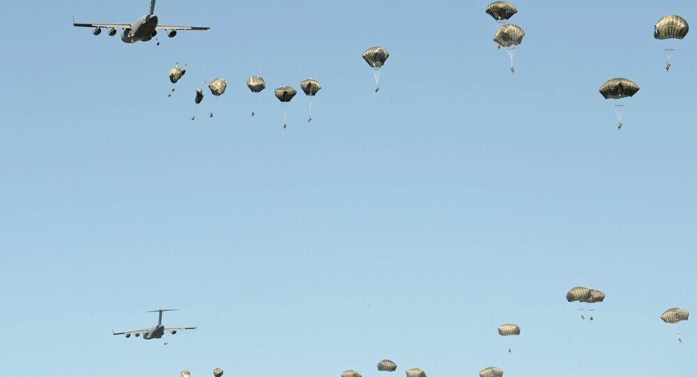 NATO's Anaconda-16 War Games in Poland