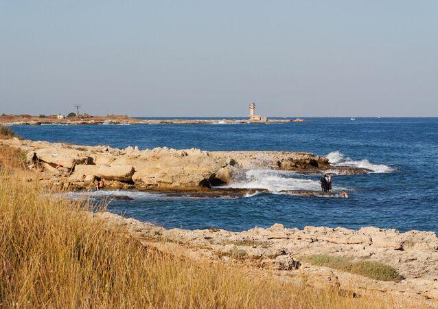 Syria coast