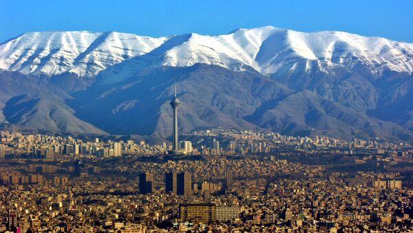 Tehran - Sputnik International