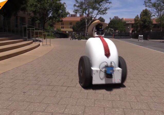 This Jackrabbot Is So Smart, It Can Walk With You Everywhere