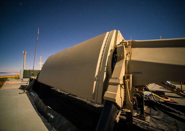 AN/TPY-2 radar