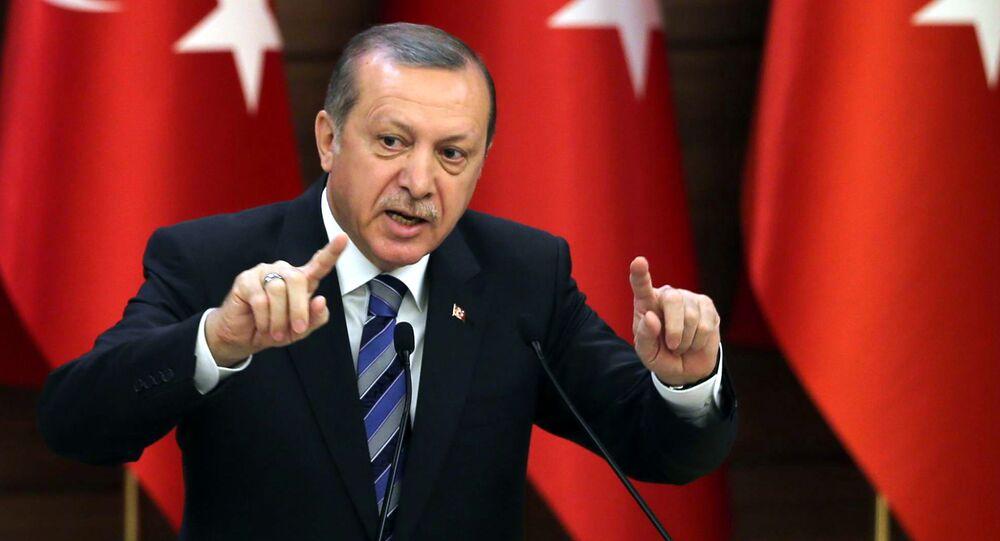 Turkish President Recep Tayyip Erdogan. file photo