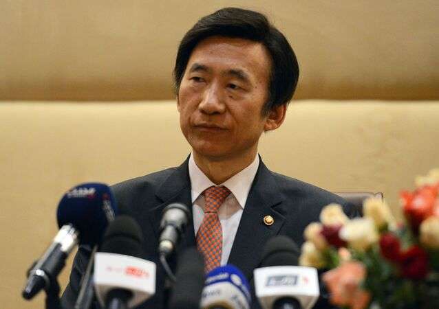 South Korean Foreign Minister Yun Byung-Se (File)