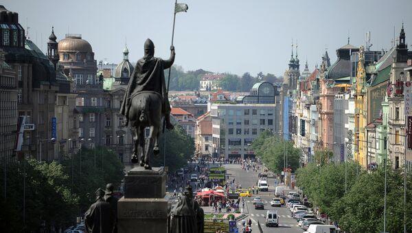 Foreign countries. Czech Republic. - Sputnik International