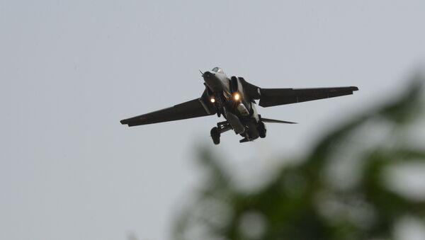 An Indian Air Force (IAF) MIG - 27  - Sputnik International