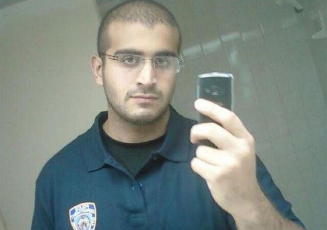 Orlando Gunman Omar Mateen