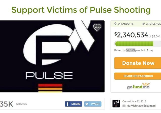 Fundraiser for Orlando Attack Families Pulls in More than $12 Million in 24 Hours