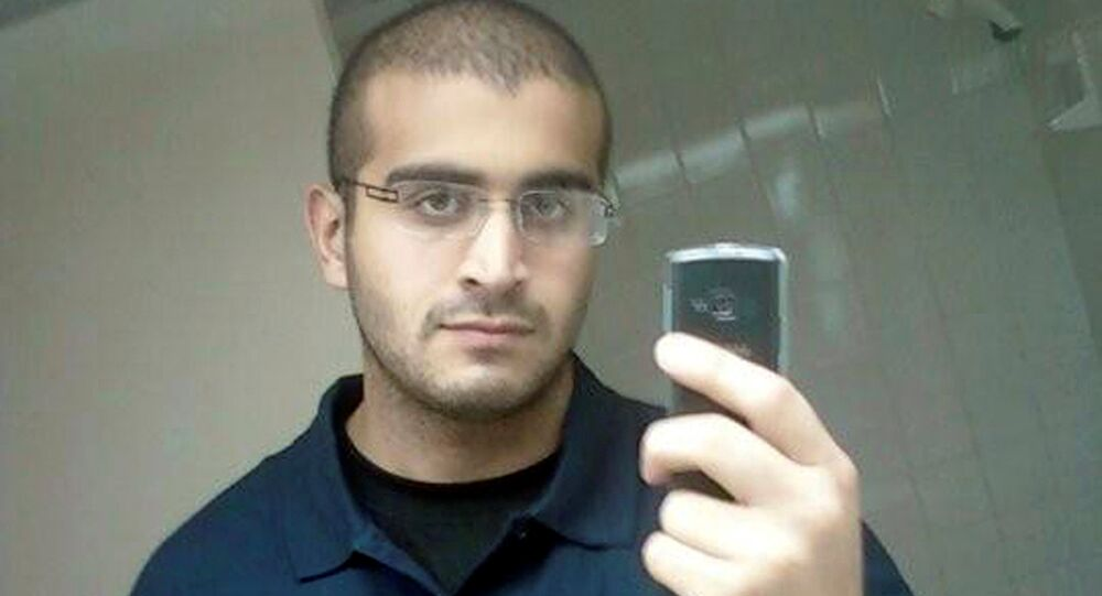 An undated photo from a social media account of Omar Mateen, who Orlando Police have identified as the suspect in the mass shooting at a gay nighclub in Orlando, Florida, US, June 12, 2016