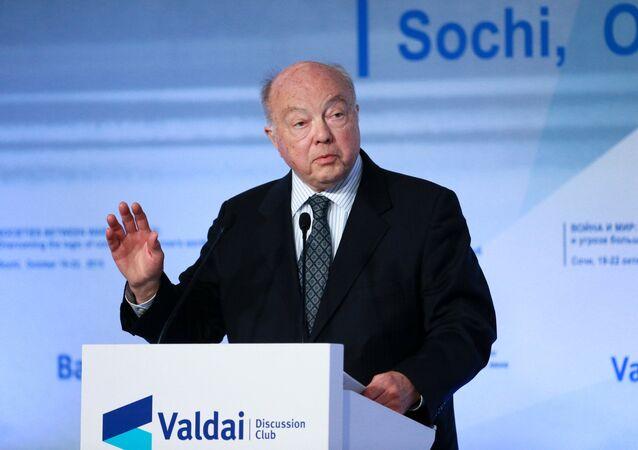 Valdai Discussion Club meeting in Sochi. Day Three