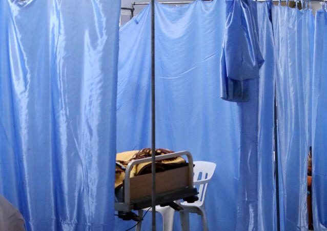 Iraq hospital. (File)