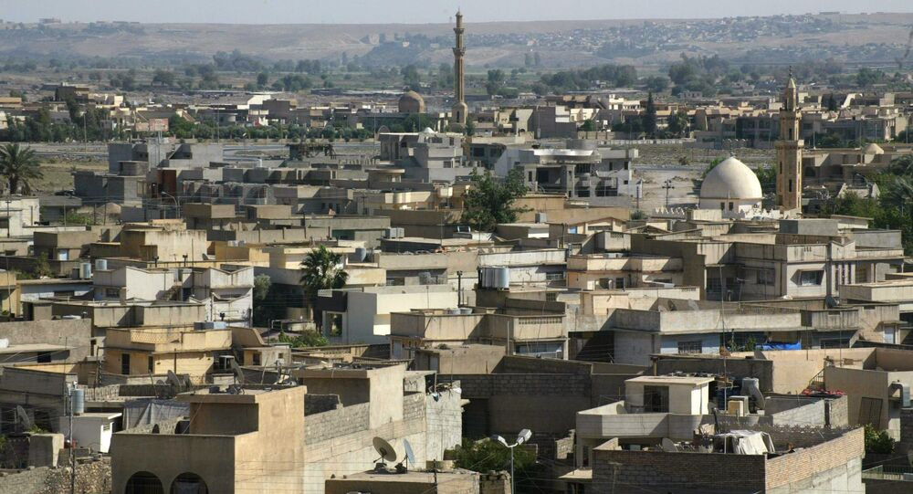 A general view of a district in the city of Mosul. (File)