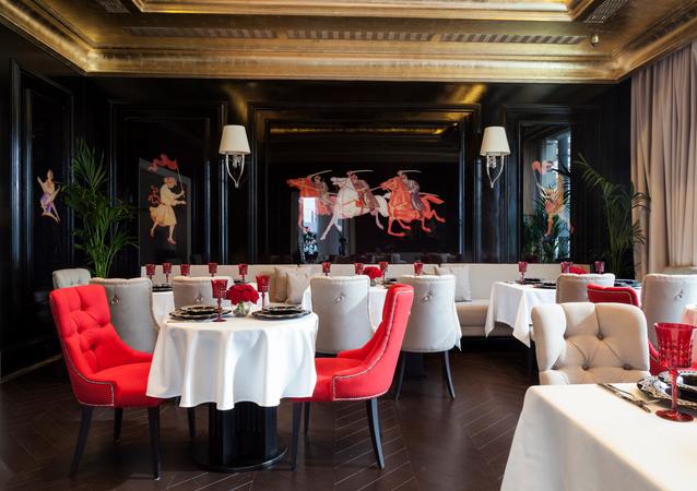 Restaurant Dr.Zhivago