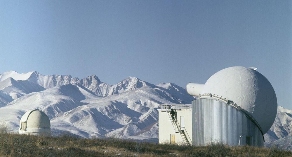 Sayan Solar Observatory. (File)