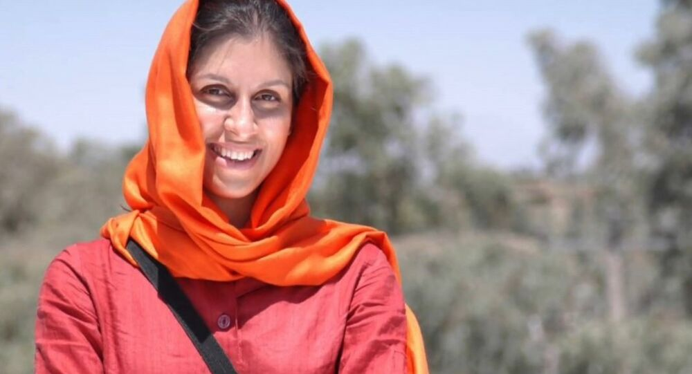 Iran frees British-Iranian aid worker Zaghari-Ratcliffe
