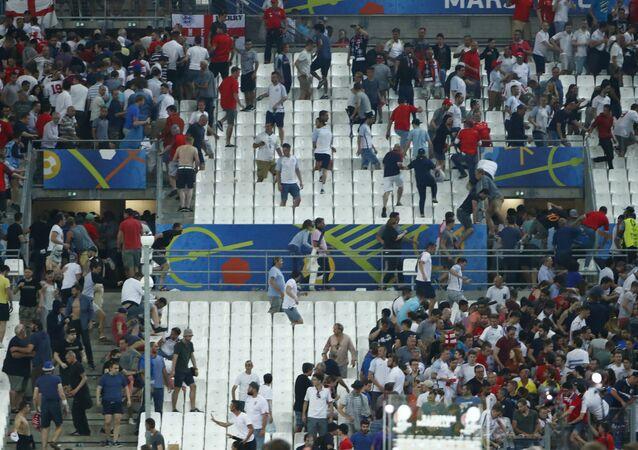 Football Soccer - England v Russia - EURO 2016 - Group B - Stade Vélodrome, Marseille, France