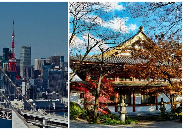 Big Difference: Lifting the Veil on Major Cities' Alter Ego