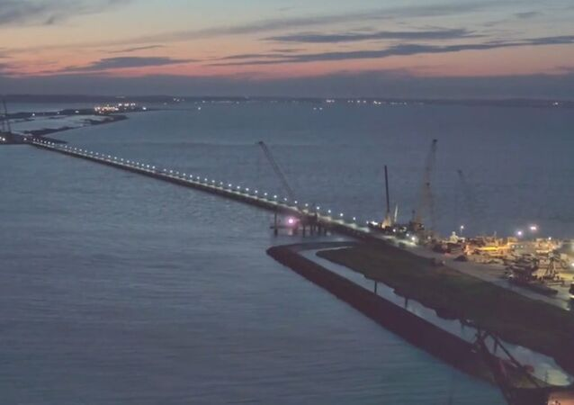 Kerch Strait Bridge: Building the Future