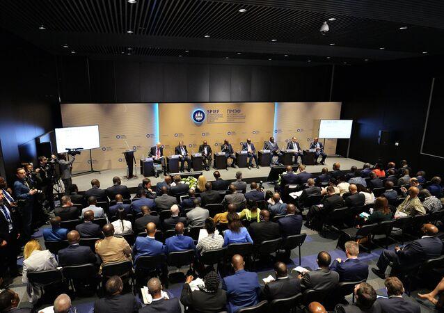 2016 St. Petersburg International Economic Forum (SPIEF)