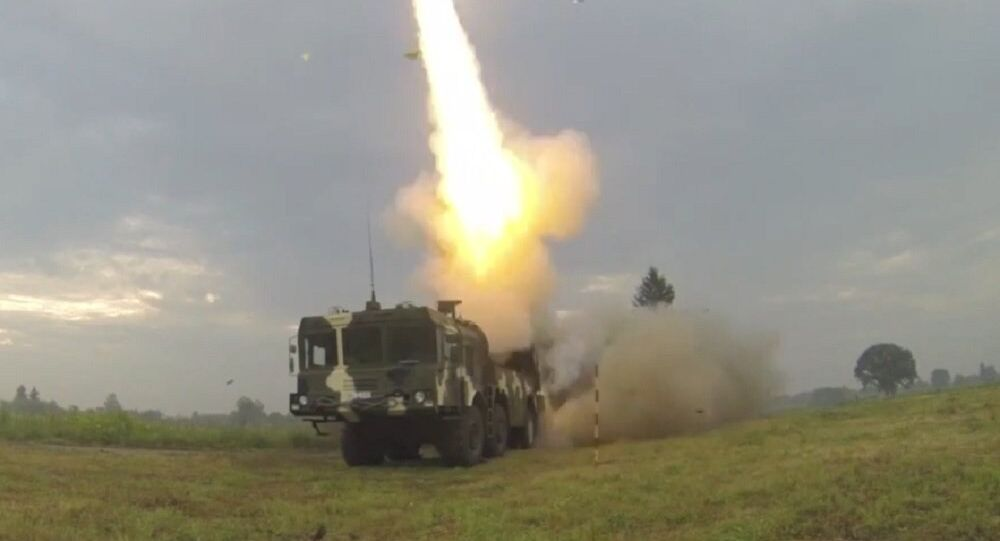The Belarusian Polonez multiple launch rocket system has successfully passed tests, President Alexander Lukashenko said