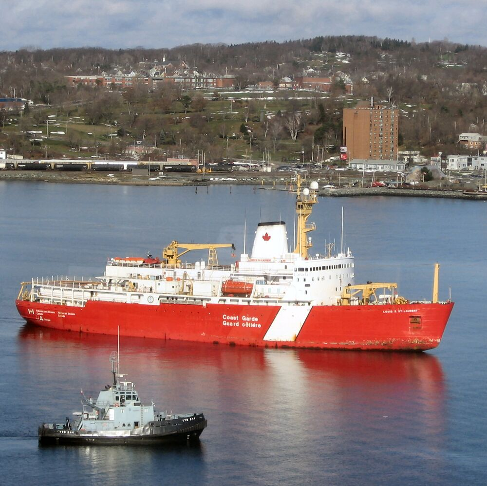 Top 10 Icebreakers in the World