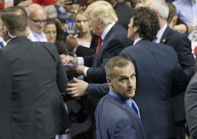 'You're Fired': Trump Campaign Fires Controversial Manager