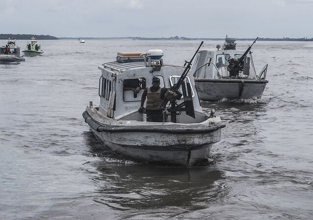 Armed forces of the Nigerian Navy