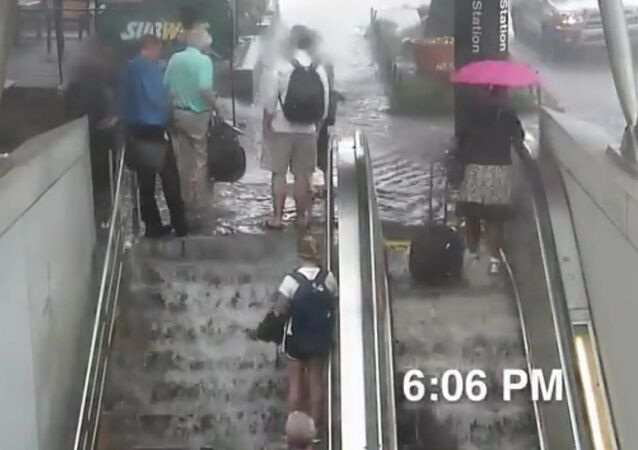 Cleveland Park Flooding