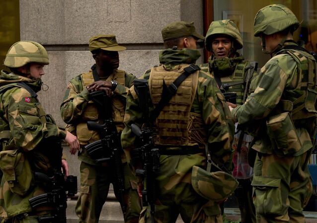 Soldiers, Norway