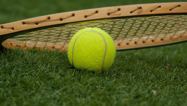 Tennis ball - Sputnik International